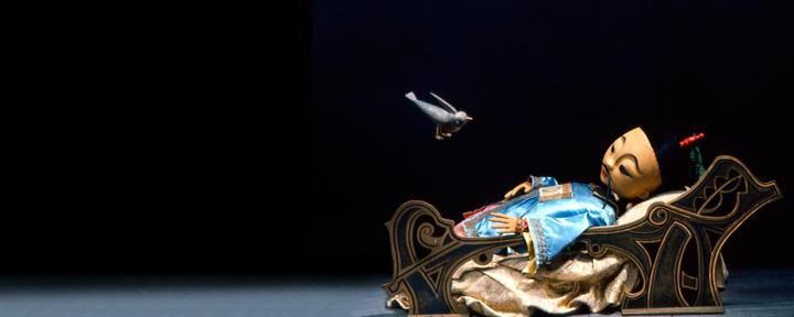 Der Kaiser und die Nachtigall von Hans Christian Andersen