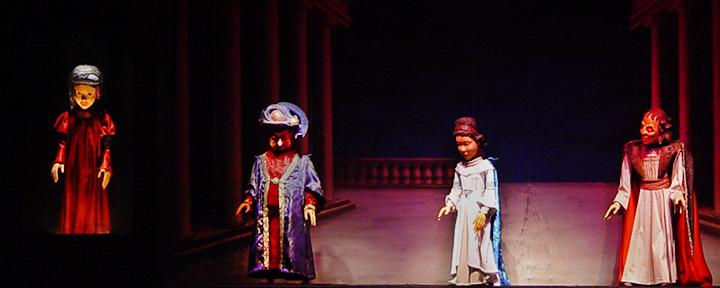 Das Puppenspiel Doktor Johann Faust